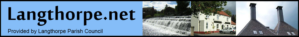 Header Image for Langthorpe Parish Council